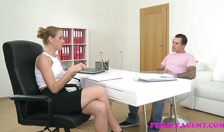 Blonde Schlampe deutschen porno film gratis bekommt Gesichtsbehandlung im Gangbang